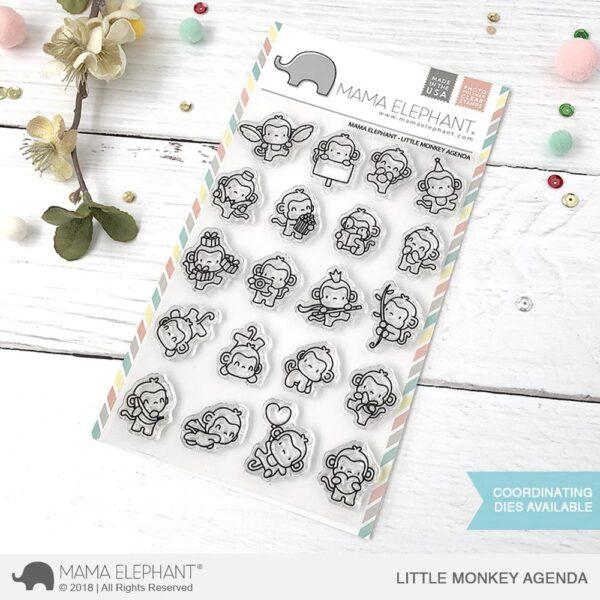 s little monkey agenda