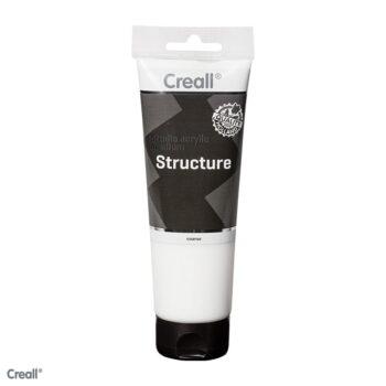 40037 1 1 creall studio acrylic medium structure coarse 250ml