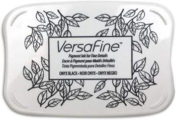 VersaFine Fullsize Inkpad Onyx Black