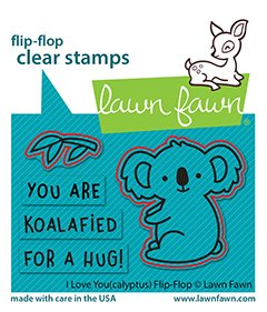 lf2565 lawn fawn creative cuts dies i love you calyptus flipflop2 sml