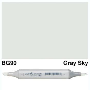 0018765 copic sketch bg90 gray sky 90688.1584493928