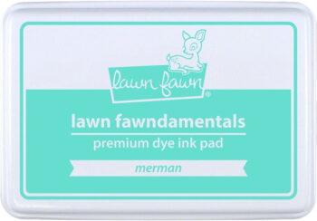 LF1088 Lawn Fawn Premium Dye Ink Pad Merman