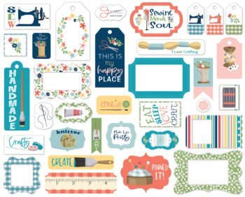 carta bella craft create frames tags cbcr137025 3