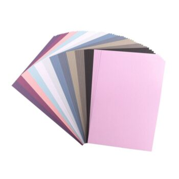 2927 304 Florence Smooth Cardstock Pack Winter A4