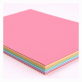 2927 307 Florence Smooth Cardstock Pack Bright A4