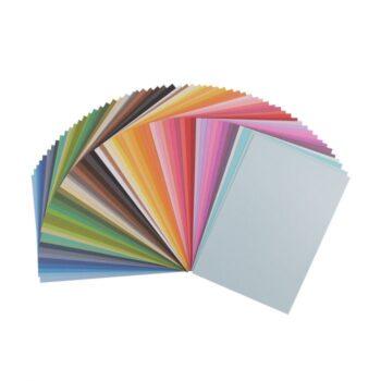2927 990 Florence Textured Cardstock Mega Multipack A4