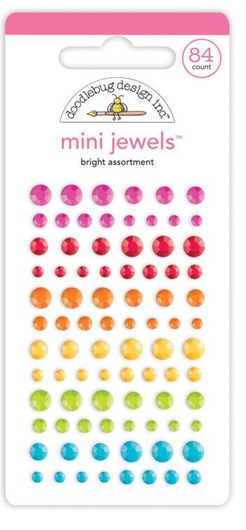 7253 bright assortment mini jewels