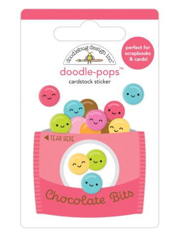 7256 chocolate bits doodle pops