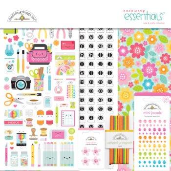 7293 cute crafty essentials kit