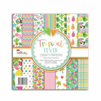 PD8193 Tropical Fever paper pack w 26704.1623583393