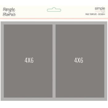 simple stories simple pages template design 4 1583