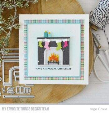 my favorite things cheerful plaid 6x6 inch paper p 2