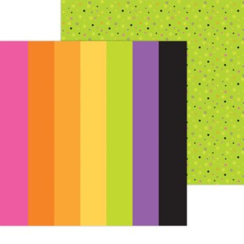 7432 Doodlebug Happy Haunting spooky spectrum double sided cardstock