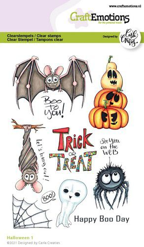 craftemotions clearstamps a6 halloween 1 eng carla creaties 321946 nl G