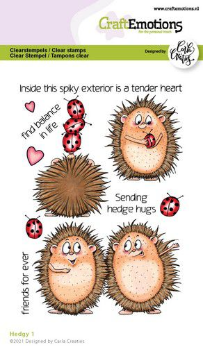 craftemotions clearstamps a6 hedgy 1 eng carla creaties 08 2 321495 nl G